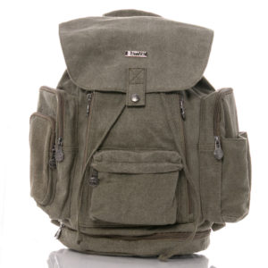 The Multi Pocket KnapSack by Sativa Bags